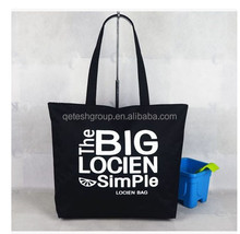 2016 Promotional Custom Organic Tote Bag Canvas Bag Shopping Cotton Bag