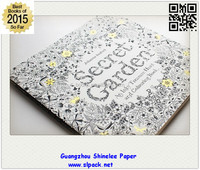 2015 wholesale best selling hand painting coloring Book /secret garden