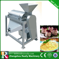 Professional Automatic fruit beating machiner Mash Machine Potato Mashing Machine