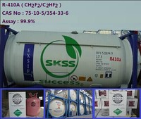 Refrigerant Gas R410a With ISOTANK