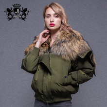 Winter Girls Varsity Jackets Fur Hood Clothing Supplier China Custom Bomber Jacket