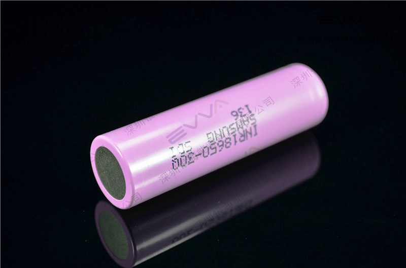 INR 18650-30Q 3000mAh Samsung 18650 High Drain Battery with the Highest Capacity 3000mAh 15A Continuous Discharge