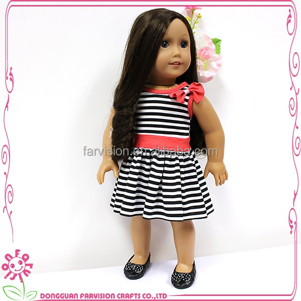 "Wholesale oem 18"" vinyl dolls plastic dolls"