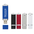 Classic Memory Stick Plastic Usb Fash Drive with LED