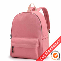 lovely girl picture sublimation unusual school bags