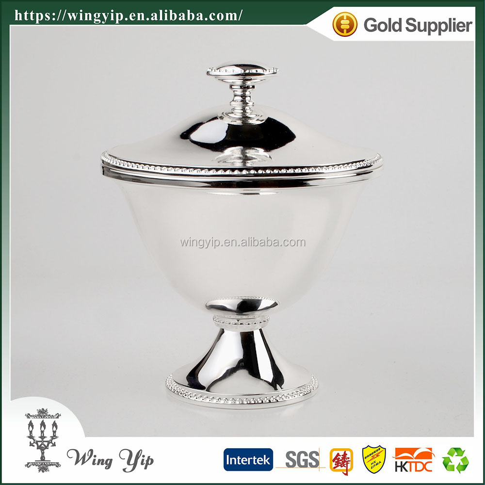 Wholesales Manufacturer Dinner Top Grand Metal Bowl for gift
