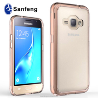 new design super slim colorful tpu mobile phone case for samsung galaxy J1(2016)
