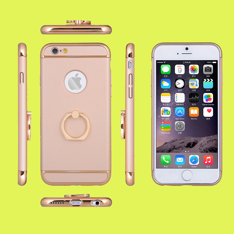 4.7 inch 5.5 inch super thin and fit mobile phone case with ring