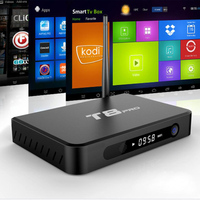 New Arrival T8 Pro Android TV box 5.1 Amlogic S812 Quad Core 2GB 8GB Bluetooth 4.0 Wifi 1080P Kodi Smart Set top Box