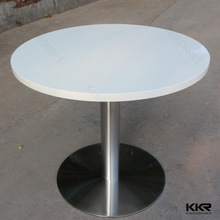 Wholesale walmart table and chair set, white marble tables