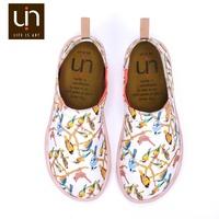 UIN Singing guangzhou shoes factory brand jogging sport shoes women 2016