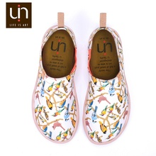 UIN Singing guangzhou shoes factory brand jogging sport shoes women 2016