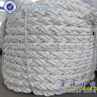 polyamide fiber(nylon) double braided rope