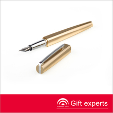 new arrive special shape fountain pen/gold pen for wholesale