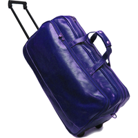 foldable trolley travel bag