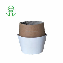WOW Unbelievable Custom your own brand plain kraft paper cup sleeve