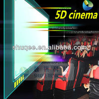 Top quality 5d cinema control system 3DOF seats for many choice