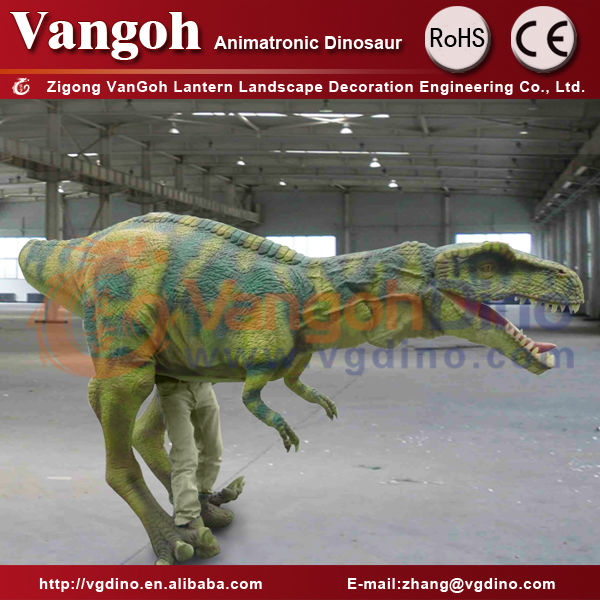 VGC66-walk with barney the dinosaur costumes for adults