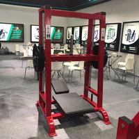 2017 LZX 6040 Vertical Leg Press