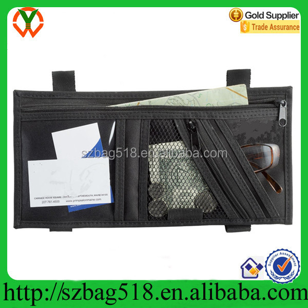 Wholesale Car Sun Visor Organizer