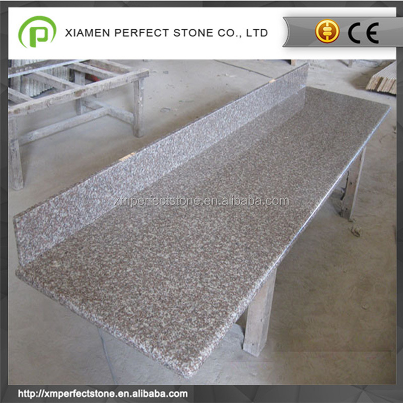Flat edge G664 Granite To kitchen Counter tops/ Vanity top