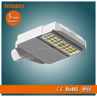 Risen Newly Design Ce 50W Led Roadway And Area Luminaire