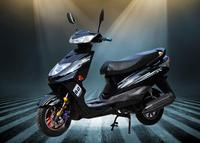 Fuel moped 125 cc motorcycle pedal both men and women