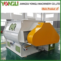 high-performance animal poultry horizontal feed mixer