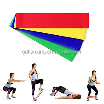 Crossfit Resistance Bands training band Mini Loop bands For Fitness Sports ABS Gym