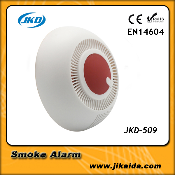 2017 Hot sale Smoke inductor Alarm Fire with Europe standard