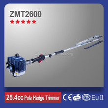 ZOMAX ZMT2600 long reach pole hedge trimmer