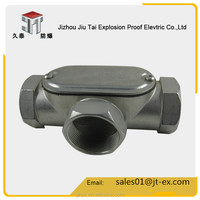 good quality hot sale explosion proof pull box improve the mechanical strength