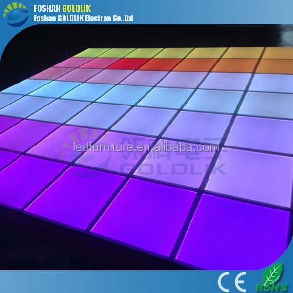 World Top Selling Super Slim and Portable LED Dance Floor