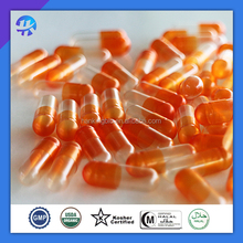 Pharmaceutical package empty healthy capsule
