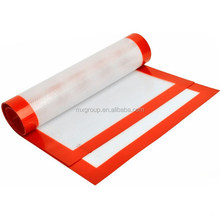 40*30cm Super Kitchen Food Grade Silicone Pastry Mats Extra Large Nonstick Baking Mat cooking bbq black silicone mat