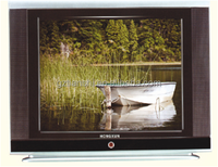 High Quality Flat screen tv wholesale used crt tv price