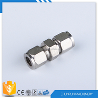 CR-521 union connector factory make customized brass fitting