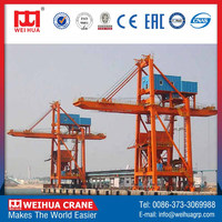 High Efficiency Easy Maintenance Customized grab bucket ship unloader lift bulk