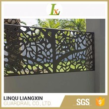 Reliable Factory Durable Material Indoor Decorative Fence Panel