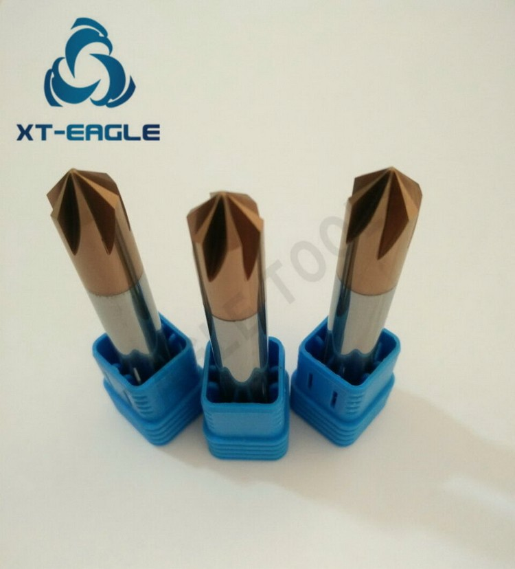 New Products Top Grade General Purpose Carbide End Mills