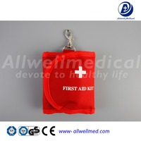 First Aid Mini Portable Keying Kit