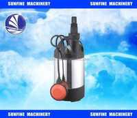 Stainless Steel Submersible Stainless Dirty Water Pump Bore Well Tank Garden Steel