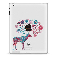 Best Sales Tablet Decorative Sticker Clear Print Wraps Films For Ipad 1 2 3 4 Air Mini Pro Removable Skin Vinyl Decal Stickers