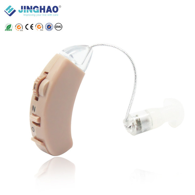 2016 a hot selling high quality FDA approved ear sound amplifier BTE hearing aid accessories