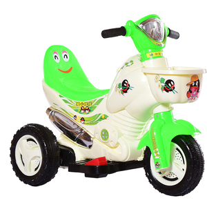 Baby Electric Tricycle Toy / Tricycle Child Ride On Car Children Electric Motorcycle with Musics