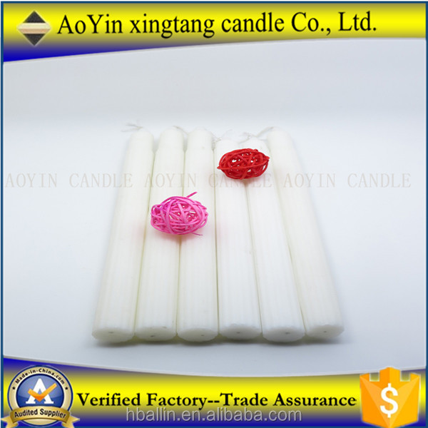 Various kind of candles