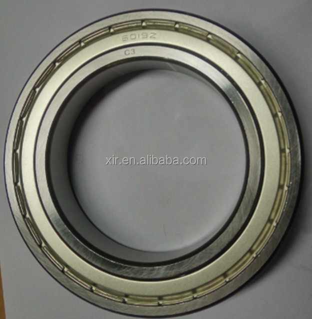 High quality OEM deep groove ball bearing 6019ZZ chrome steel bearing ABEC-1