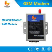 CM3100 rs232 gprs modem m2m serial gsm sms modem with sim card slot