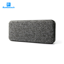 Durable Fabric Mobile Phone Mini Bluetooth Speaker Portable ipx7 Waterproof for Running RS600