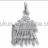lighthouse charms thomas point shoal light charms zinc alloy charms for bracelet